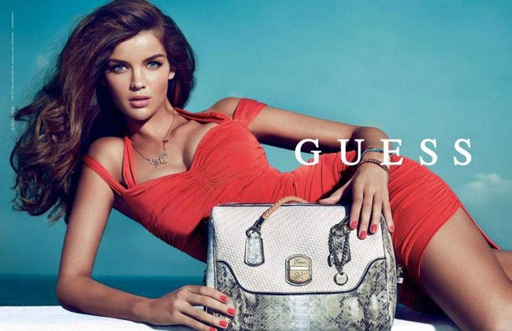 Guess – стильный и яркий молодежный бренд