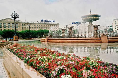 Хабаровск фото обзор города