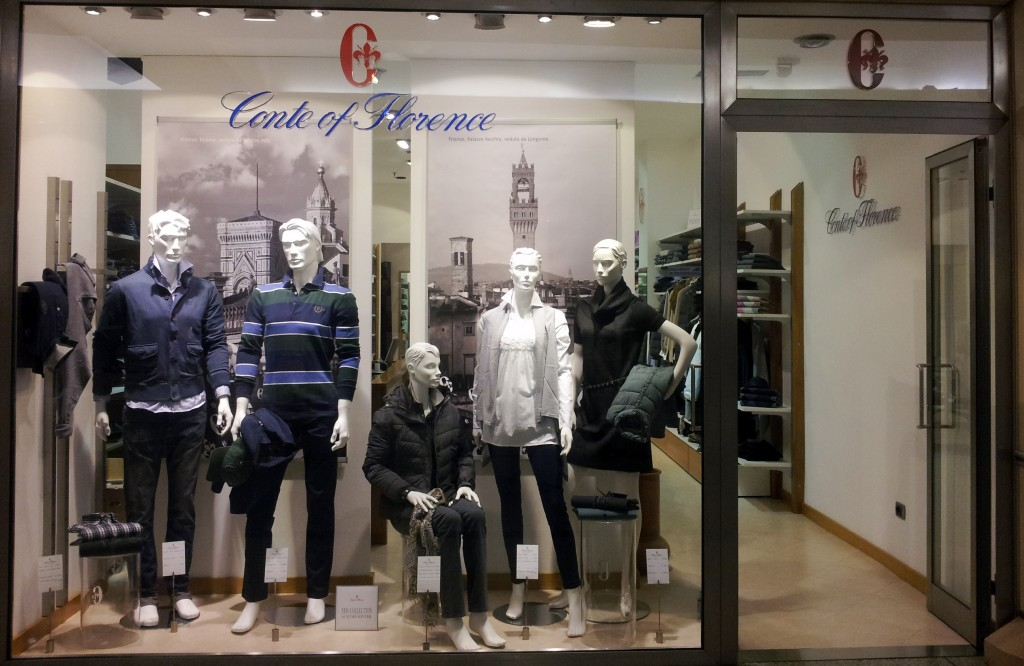 Conte of Florence: Сезонные распродажи мужской, женской одежды и аксессуаров